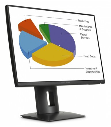 HP 24'' Z24n  IPS LED Monitor          K7B99A4
