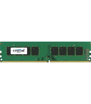 Crucial DDR4 8GB/2133 CL15 DR x 8 Unbuffered DIMM 288pin