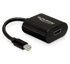 Delock Adapter DISPLAYPORT Mini(M)->HDMI(F)