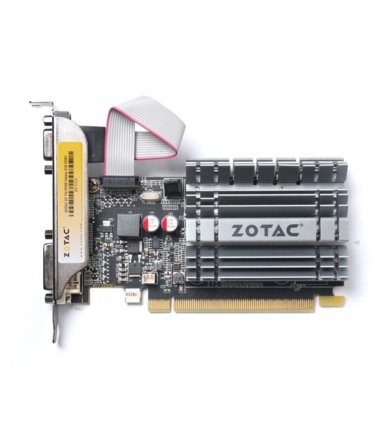 ZOTAC GeForce CUDA  GTX750Ti 2GB DDR5 128BIT 2DVI/mHDMI BOX