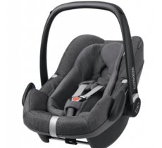 Maxi Cosi Fotelik Pebble Plus Sparkling Grey