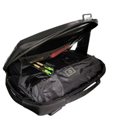 4world  Hard Case Slim Plecak| notebook| 450x320x100mm | 15.6'' | czarny