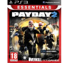 Techland PayDay 2 PS3 Essentials