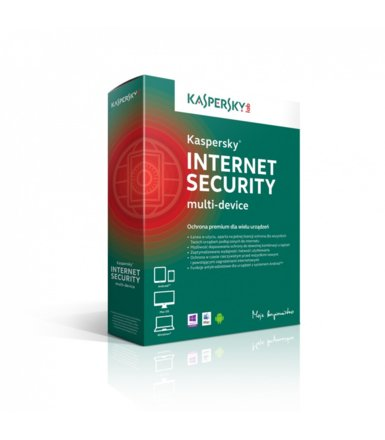 Kaspersky Internet Security Multi-Device PL Box 3-Device 2Years