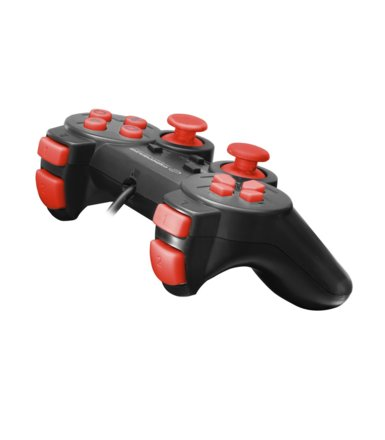 Esperanza GAMEPAD PS3/PC USB TROOPER CZARNO/CZERWONY