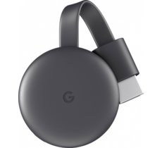 GOOGLE Chromecast Media Player 3 gen