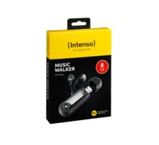 Intenso Odtwarzacz MP3 8GB MUSIC WALKER LCD