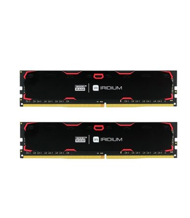 GOODRAM DDR4 IRIDIUM 16GB/2400 (2*8GB)1024*8 Czarna