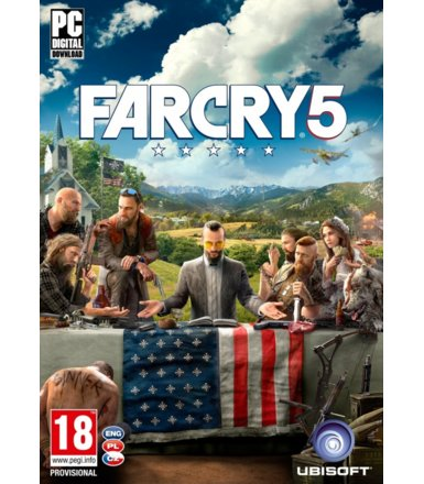 UbiSoft Gra PC Far Cry 5
