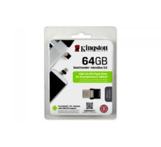 Kingston DataTraveler microDUO 64GB USB3/microUSB OTG