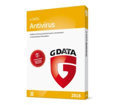 G DATA AntiVirus BOX 1PC 1ROK