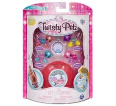 Mini Bransoletki Twisty Petz Twin Babies 4-pak 20103015