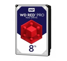 Western Digital HDD Red Pro 8TB 3,5'' 256MB SATAIII/7200rpm