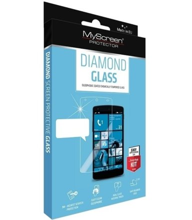 MyScreen Protector  DIAMOND Szkło do HTC One M9