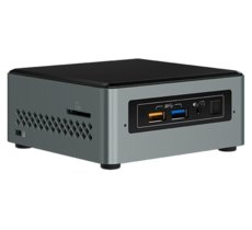 Intel BOXNUC6CAYH  j3455 DDR3/SO-DIMM USB3 BOX