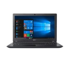 Acer Laptop Aspire A315-51-51SLDX  WIN10/i5-7200U/6GB/256SSD/HD620/BT/15.6 HD
