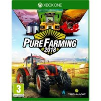 Techland Gra Xbox One Pure Farming 2018
