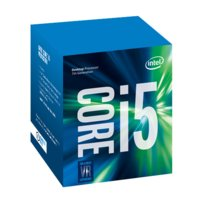 Intel CPU Core i5-7400 BOX 3.00GHz, 1151, VGA