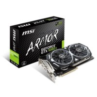 MSI GeForce GTX 1080 Ti ARMOR 11GB GDDR5X 352BIT 2HDMI/2DP/DVI-D