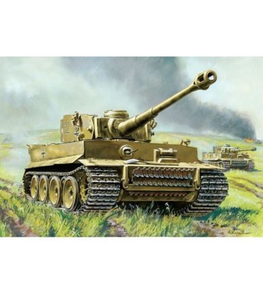 Tiger I German Heavy Tank