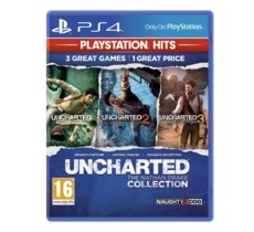 Sony Gra PS4 Uncharted Collection Hits