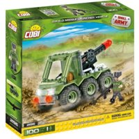 COBI ArmiaG21 6x2 Missil e Launcher Vehicle