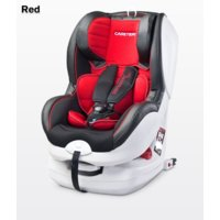 Fotelik Defender  0-18 kg ISOFIX Red