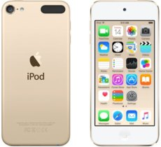 Apple iPod touch 32GB - Gold                MKHT2RP/A
