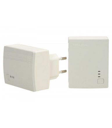 TP-LINK PA4010KIT Power Line 500Mbps 1x10/100