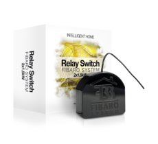 Fibaro Relay Switch 2 x 1,5KW