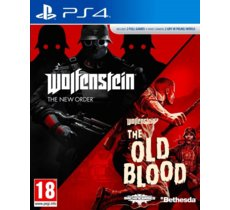 Cenega Gra PS4 Wolfenstein The New Order The Old Blood