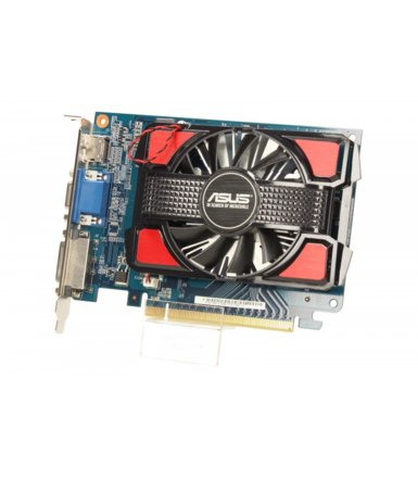 Asus GeForce CUDA GT730 2GB DDR3 PCI-E 128BIT HD/DVI/DS BOX