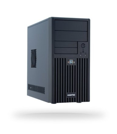 Chieftec BD-02B-U3-400G PB Mini Tower, 400W
