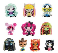 MONSTER HIGH Mini Figurki