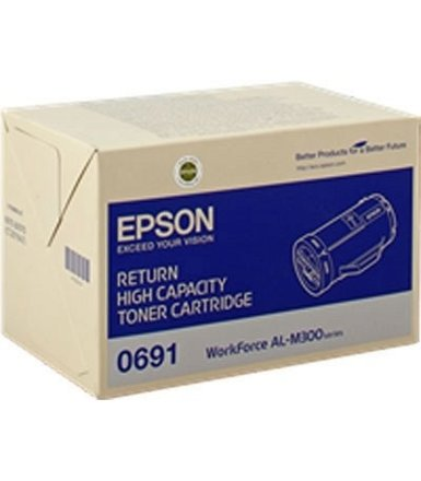 Epson Toner BLACK Return 10k do AL-M300/MX300