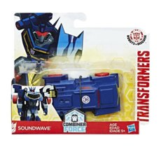 TRANSFORMERS 1-STEP CHANGERS SOUNDWAVE