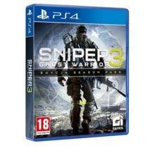 City Interactive SNIPER GHOST WARRIOR 3 EDYCJA SEASON PASS PS4