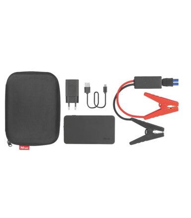 Trust Emergency Car Jump Starter with 6.000 mAh Powerbank