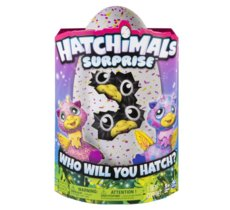 Jajko HATCHIMALS Suprise Żyrafiak
