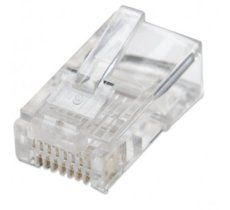 Intellinet Wtyk RJ45 8P/8C UTP Cat.5e/linka 100szt