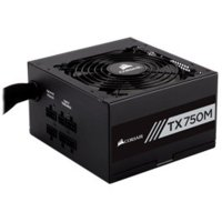 Corsair TXM Series 750W 80 Plus Gold efficiency