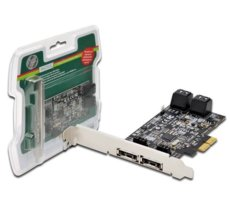 Digitus Kontroler PCI Express SATA III, 4 porty