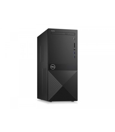 Dell Komputer Vostro 3671/Core i7-9700/8GB/256GB SSD + 1TB/GeForce GTX 1650/DVD RW/WLAN+BT/Kb/Mouse/W10Pro [N506BVD3671BTPCEE01_R2005_22NM] 3Y BWOS
