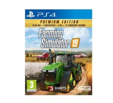 Cenega Gra PS4 Farming Simulator 19 Premium Edition