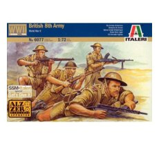 British 8th Army World War II