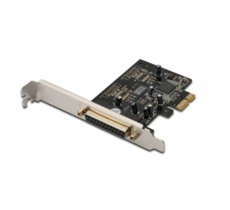 Digitus Kontroler PCI Express 1xparallel DB25 LPT