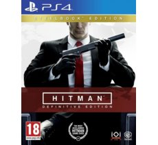 Cenega Gra PS4 Hitman Definitive Edition