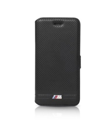 BMW Book BMFLBKP6MPEBIC iPhone 6/6S czarny