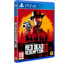 Cenega Gra PS4 Red Dead Redemption 2
