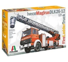 Iveco-Magirus DLK 23-12 Fire Ladder